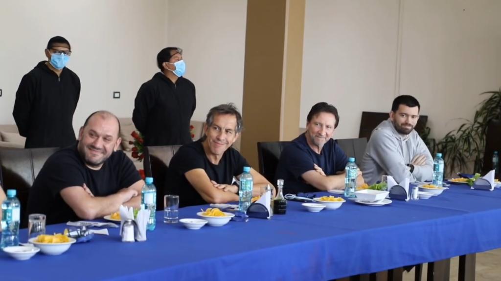 Directorio recorrió la Casa de La Tri y dio la bienvenida al CT encabezado por Gustavo Alfaro
