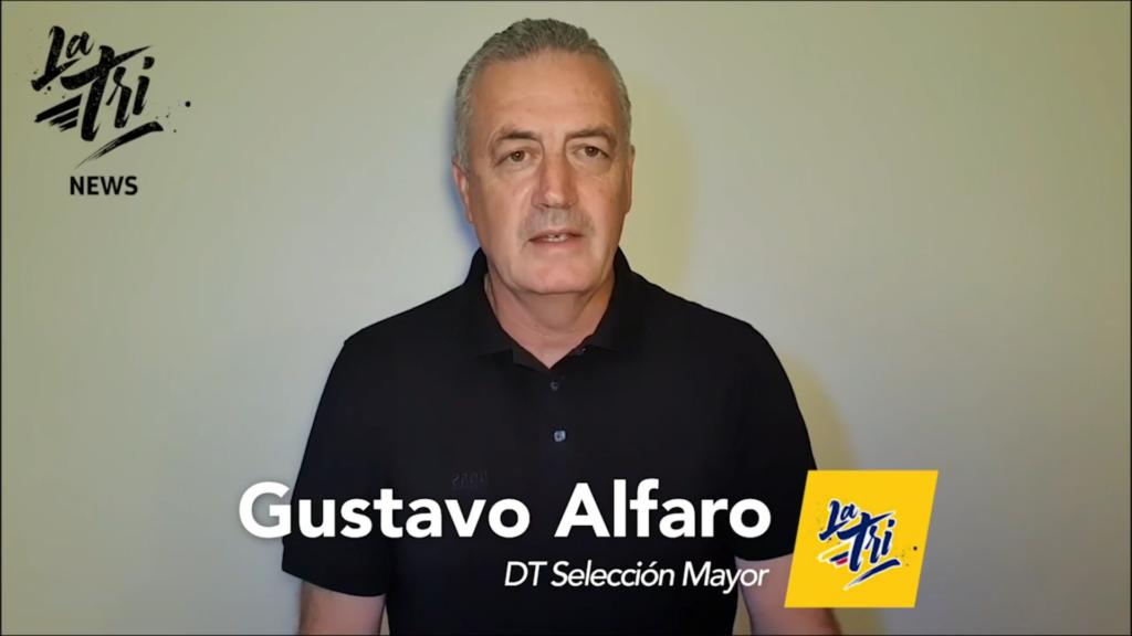 Una edición especial de La Tri News para conocer a fondo la visión y objetivos del DT Gustavo Alfaro